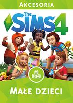 The Sims 4 Małe dzieci okładka