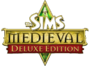 The sims sredniowiecze deluxe logo
