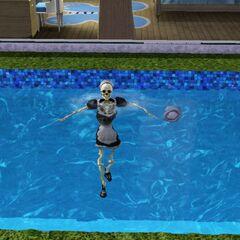 Kościlda w basenie