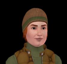Claire Ursine (Sims 3)