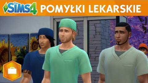 The Sims 4 Witaj w Pracy Pomyłki lekarskie