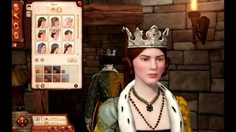 The Sims Medieval - Female Sim Creation HQ