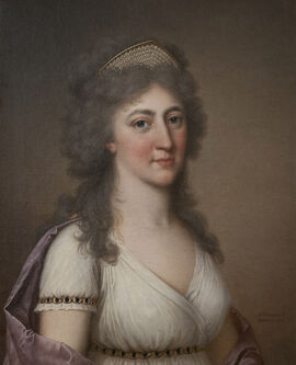 Princess Hedwig of Oldenburg Schleswig-Holstein-Gottorp