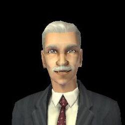 Malcolm Landgraab II's Original Appearance