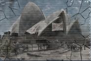 Australia gone