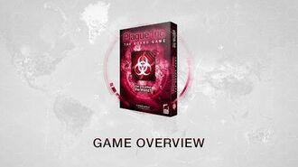 Overview of Plague Inc The Board Game