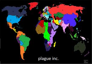 Plague Inc. World flasks