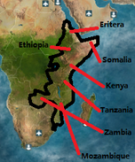 East Africa Part 1