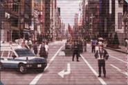Japan disrupted