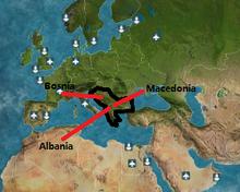 Balkan Part 2