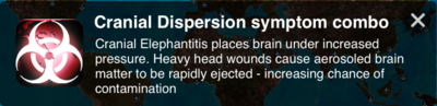Cranialdispersion