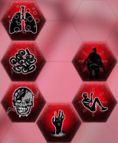 Вирус Necroa умения регенерации