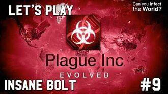 Insane Bolt Achievement (Bacteria Normal) - Plague Inc Evolved (Let's Play) Part 9