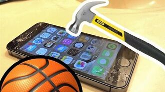 HOW I BROKE MY IPHONE -(