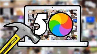 50 WAYS TO BREAK A MACBOOK