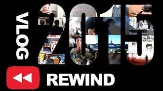 Vlog Rewind 2015!