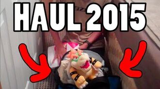 VACATION 2015 HAUL! VLOG 33 6-29-15