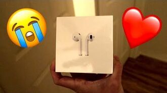 BUYING MY SISTER AIRPODS (VERY EMOTIONAL)