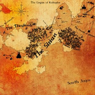 Pok map