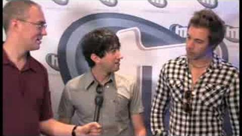Plain White T's interview