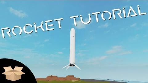 How To Make a Rocket That Lands Itself