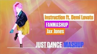 Instruction Just Dance 2018 FanMade Mashup-0