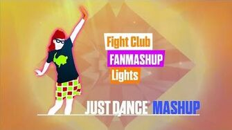Fight Club Just Dance 2018 FanMade Mashup