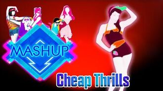 Cheap Thrills Just Dance 2017 FanMade Mashup