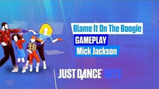 Blame It On The Boogie Just Dance Hits Gameplay