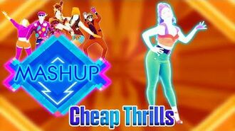 Cheap Thrills (Remake) Just Dance 2017 FanMade Mashup