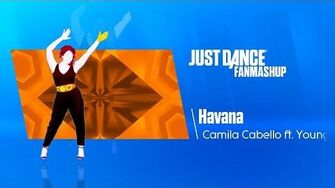 Havana Just Dance 2019 FanMade Mashup