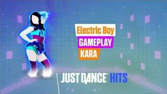 Electric Boy (Superstar) Just Dance Hits Gameplay