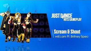 Scream & Shout (Switch Exclusive) Just Dance Hits Gameplay