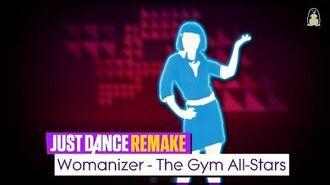 Womanizer (Remake) Just Dance FanRemake