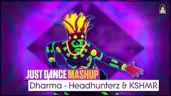 Dharma Just Dance FanMade Mashup