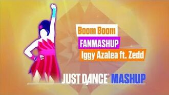 Boom Boom Just Dance 2018 FanMade Mashup