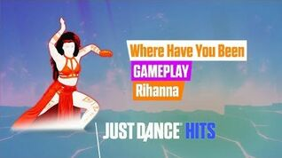 Where Have You Been (Megastar) - Just Dance Hits Gameplay