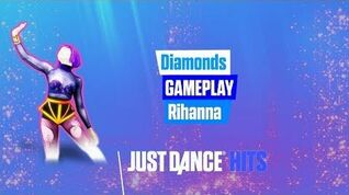 Diamonds - Just Dance Hits Gameplay