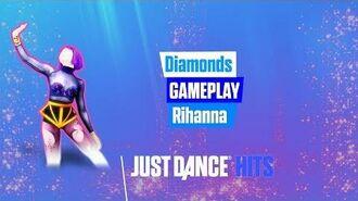 Diamonds - Just Dance Hits Gameplay