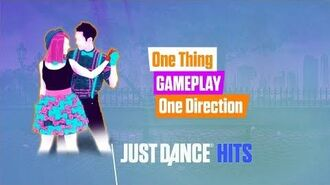 One Thing (Megastar) Just Dance Hits Gameplay