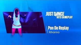 Pon De Replay (Switch Exclusive) Just Dance Hits Gameplay