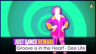 Groove is in the Heart (Remake) Just Dance FanRemake