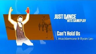 Can't Hold Us (Switch Exclusive) Just Dance Hits Gameplay