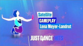 Satellite Just Dance Hits Gameplay