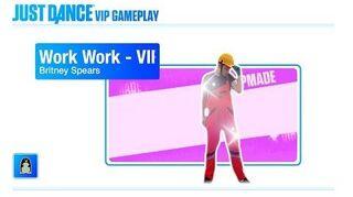 Work Work - VIPMADE Just Dance 2019 VIP Gameplay