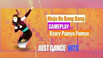 Ninja Re Bang Bang (Superstar) - Just Dance Hits Gameplay