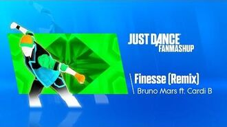Finesse (Remix) Just Dance 2019 FanMade Mashup