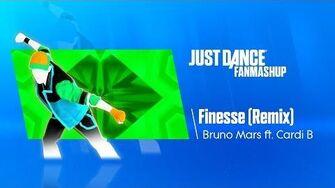 Finesse (Remix) Just Dance 2019 FanMade Mashup