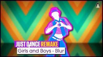 Girls and Boys Just Dance FanRemake