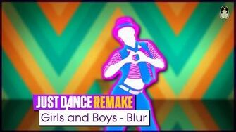 Girls and Boys Just Dance FanRemake